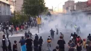 El video viral de una camiseta de Boca en los incidentes en Francia