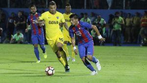 En la última jugada, Boca superó a Cerro Porteño