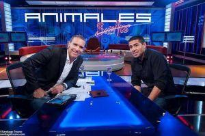 Foto Juan Roman Riquelme Entrevista En Animales Sueltos