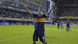 Foto Juan Roman Riquelme Estudia Convertirse En Presidente De Boca Juniors