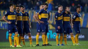 Ex de Boca propone una multa a los jugadores por el K.O ante Almagro