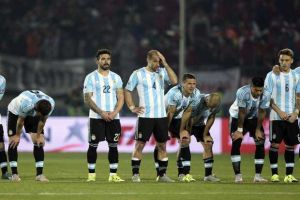 """El festejo que no fue: así era la camiseta de """"Argentina Campeón"""""""