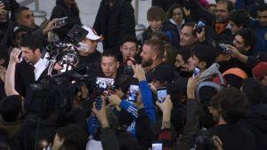 Finalmente De Rossi será presentado el lunes