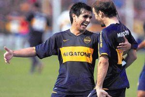 Foto Juan Roman Riquelme Gracian Y El Gol Como Respuesta