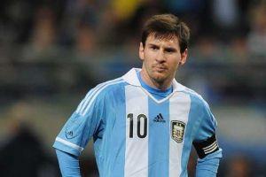 Foto Juan Roman Riquelme Hablo Sobre Leo Messi