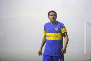 Foto Juan Roman Riquelme He Tomado La Decision De No Jugar Mas Al Futbol