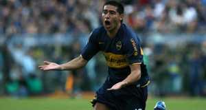¡Juega Román! Figura mundial elige a Riquelme para jugar al FIFA
