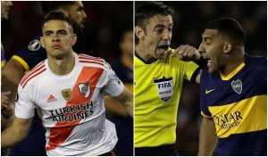La dura acusación de un jugador del Boca al colombiano Santos Borré