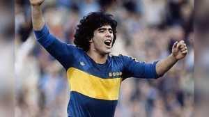 La gran cifra que ofrecen por la camiseta de Maradona en Boca