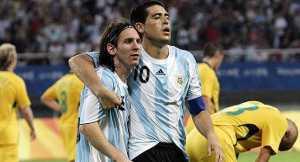 La verdad sobre la supuesta pelea de Messi y Riquelme
