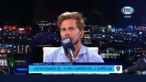 Leto avisó que hay un jugador de Boca muy cerca de mudarse a la MLS
