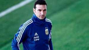 Lionel Scaloni citó a otro jugador de Boca