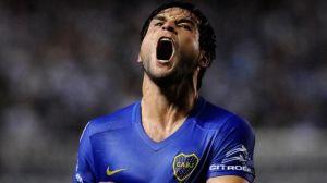 lodeiro: el hombre de los goles clave para boca
