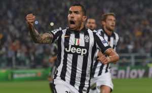 Los mejores momentos de Carlos Tévez en Juventus