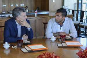 ¿Macri estafó a Carlos Tevez?