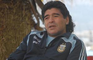 Foto Juan Roman Riquelme Maradona Riquelme Y Veron No Van A Faltar Nunca En Mis Citaciones