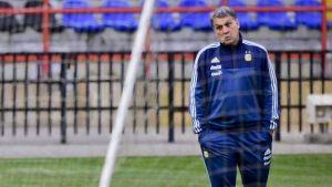 Foto Juan Roman Riquelme Martino Anuncio Que Citara Tevez Gago No Descarta Messi