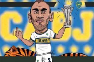 Foto Juan Roman Riquelme Mas Memes Despues Victoria Boca Juniors