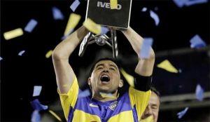 Foto Juan Roman Riquelme Me Ilusiona Volver A Jugar Con Messi