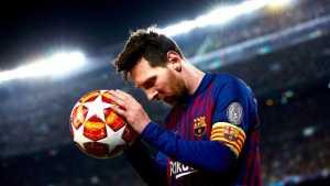 Messi dona 500.000 euros para luchar contra el coronavirus en Argentina