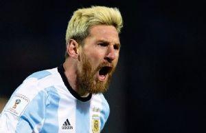 MESSI LLEVA A LA CIMA A ARGENTINA