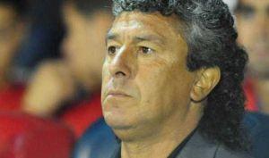 Foto Juan Roman Riquelme Nestor Gorosito Nuevo Entrenador Argentinos