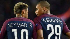 ¿Neymar y Mbappé vienen a jugar a La Bombonera?