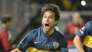 Nicolás Lodeiro, cerca de regresar a Boca Juniors