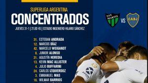 Olaza, rumbo a España; Mac Allister entra en la lista