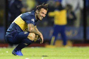 Foto Juan Roman Riquelme Osvaldo Nuevo Jugador Boca Juniors