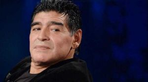 Foto Juan Roman Riquelme Palito Para Roman Mensaje Bienvenida De Maradona A Tevez
