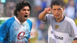 Foto Juan Roman Riquelme Para Boca Riquelme Es Mas Idolo Que Maradona