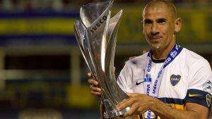 ¿Qué fue del Cata Díaz, defensor que jugó en Boca Juniors?
