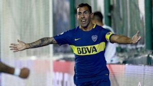 Qué partidos se pierde Carlos Tevez en Boca