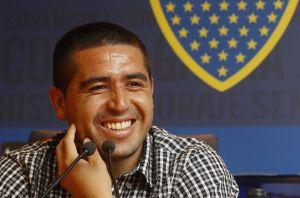 Foto Juan Roman Riquelme Riquelme Habla Sobre La Situacion Actual Boca Juniors