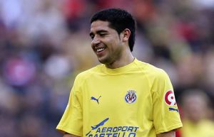 RIQUELME INTEGRA EL 11 IDEAL HISTORICO DEL VILLARREAL