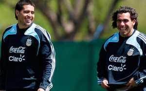 Riquelme vs Tévez, ¿Quién fue el mejor?
