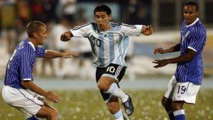 RIQUELME VUELVE A LA SELECCION ARGENTINA