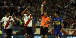 Foto Juan Roman Riquelme River Plate Le Gano Boca Juniors En Encuentro Termino Con 5 Expulsados