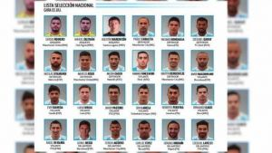 Foto Juan Roman Riquelme Salio Lista Seleccion Esta Messi Tevez Gago Y Reaparece Funes Mori