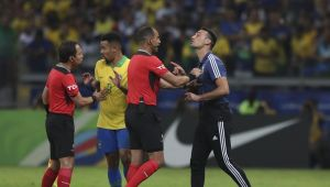 SCALONI POR MERITOS ARGENTINA MERECIO PASAR A LA FINAL