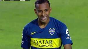 Sebastián Villa puso en duda su futuro en Boca