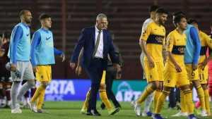 Seis cambios y una duda en Boca para enfrentar a Arsenal