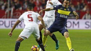 Sevilla aprovecha crisis financiera en Boca Juniors para ir por un jugador
