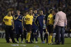 Sorpresa: la Conmebol sancionó a Boca