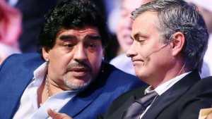 Suena muy fuerte el nombre de Mourinho para reemplazar a Alfaro