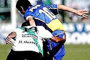 Foto Juan Roman Riquelme Te Acordas Asi Reacciono Riquelme A Agresion Similar