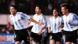 ¿te acordás? el último triunfo ante brasil, con golazo de riquelme, hace 11 años