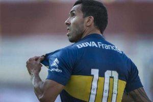 Foto Juan Roman Riquelme Tevez Podria Perderse Definicion Campeonato