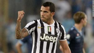 Foto Juan Roman Riquelme Tevez Se Despidio Fanaticos De Juventus